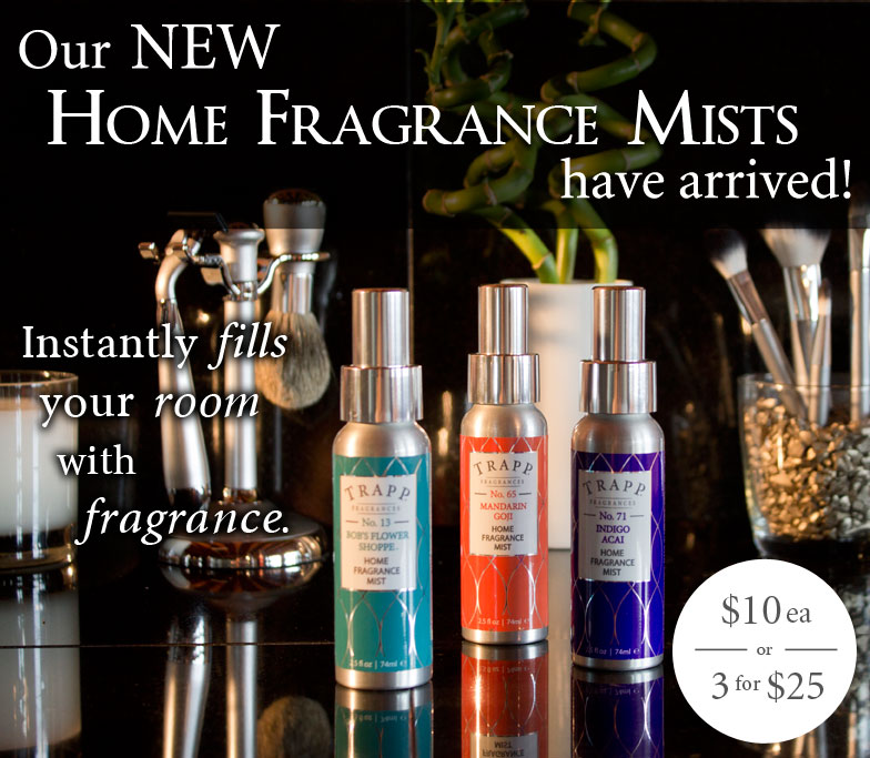 Home Fragrance Mist 2015
