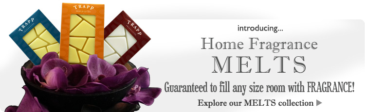 introducing Home Fragrance Melts. Guaranteed to fill any size room with FRAGRANCE!  Explore our Melts collection.